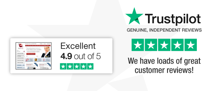 Our customers love us! | www.namebadgesinternational.co.uk